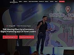 デジタル旅行業界イベント「デジタルトラベルAPAC」が延期に、8月に延期決定、新型コロナの影響で