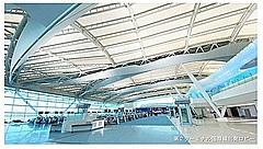 羽田空港の国際線新施設、鉄道降車の地下1階でチェックインも可能に、3月29日から供用開始
