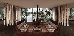 星野リゾート、北海道・白老町に温泉旅館を開業へ、アイヌの暮らしや自然感を再現する全42室で
