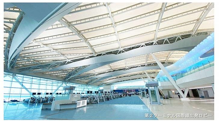 羽田空港の国際線新施設、鉄道降車の地下1階でチェックインも可能に、3 ...