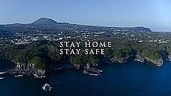静岡・伊東市、「STAY HOME」訴え動画配信、「落ち着いたら、ゆっくりと遊びに来て」