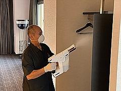 ホテル最大手マリオット、新たな衛生基準を設定、消毒で新テクノロジー導入へ