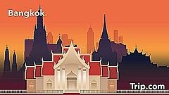 Trip.com、日本語サイトの検索ランキングトップ5都市をバーチャル背景画像に