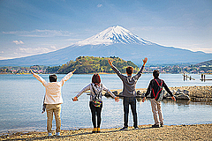 Tourism minister says 'GO TO Campaign' for tourism recovery in Japan will possibly be launched in July