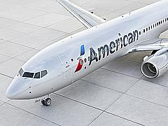 アメリカン航空、タッチレス手荷物チェックインを導入、全米の国内線で、新たな顧客体験として機内Wi-Fiポータルも