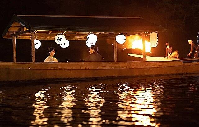 星のや京都、夏の風物詩「鵜飼」を1日1組限定で、宿泊客限定、3密ない貸切船で1人6.5万円
