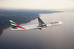 エミレーツ航空、日本路線の運航再開へ、7月第2週から成田と関空で
