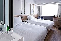 大阪・難波にマリオットホテルの日本初進出ブランド、7月1日に開業決定、コワーキング利用も