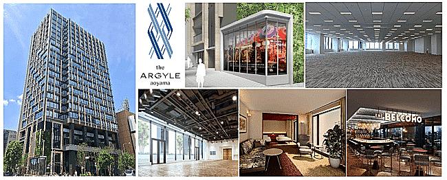 東京・青山ベルコモンズ跡地に新ランドマークが誕生、商業ゾーンは7月から、ホテルは8月に開業へ