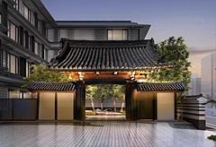 三井不動産ら、京都にマリオットの上位ブランドで新ホテル、11月3日に開業決定