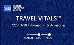 GBT、出張者向けの新型コロナ関連情報検索サイトを立ち上げ、リスク回避に役立つ情報で