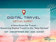 デジタル旅行業界イベント「デジタルトラベルAPAC」、12月に再延期、9月にバーチャルサミット開催へ