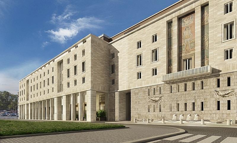ブルガリのホテルがローマに開業へ、2022年に、今後さらに東京、パリ、モスクワでも