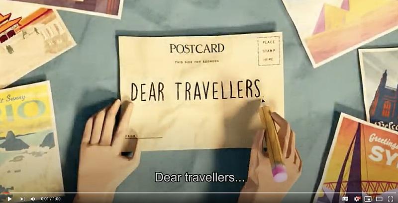 世界3大航空連合、共同動画で「Dear Travelers」配信、世界での旅行再開に向けて、感染防止対策をわかりやすく