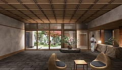 東京・世田谷に温泉旅館が開業へ、駅に隣接で「由縁別邸 代田」、都心で山里の寛ぎ体験できる全35室