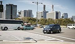 日本交通、タクシーで都内名所めぐる社会科見学ツアー、親子向けに夏休み限定で、3密回避や熱中症対策も