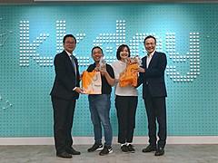 タビナカ予約KKday、台湾の空港でのリアル「職業体験ツアー」を販売、タイガーエア台湾とコラボで
