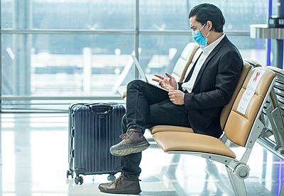 仕事版LINEのチャットで出張手配できる「LINE WORKSトラベル」が誕生、質問に回答で、国内・海外の航空券や宿泊施設を予約可能に