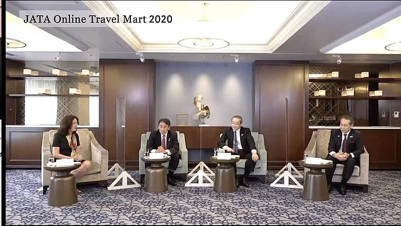 国内旅行大手3トップが語る、これからの旅行とは? 需要分散化・ワーケーション・デジタル化・店舗改革まで ーJATAオンライン・フォーラム