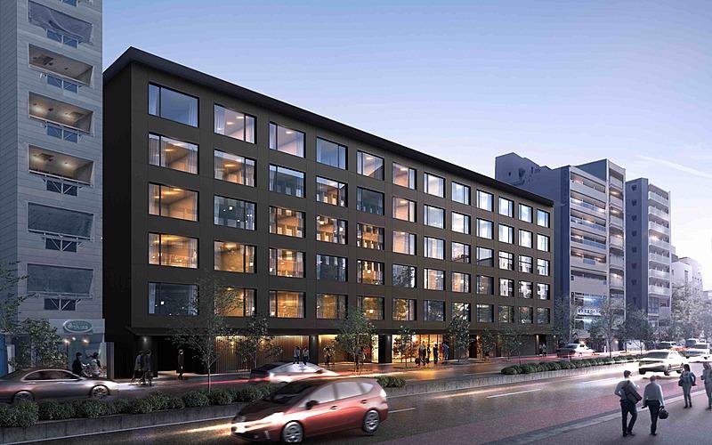 京都に3軒目のハイアット系ホテル、2021年に開業、京都御所や二条城に徒歩圏内の239室で