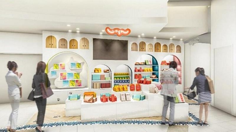じゃらん、伊丹空港にご当地土産ショップをオープン、編集部のチョイスで販売
