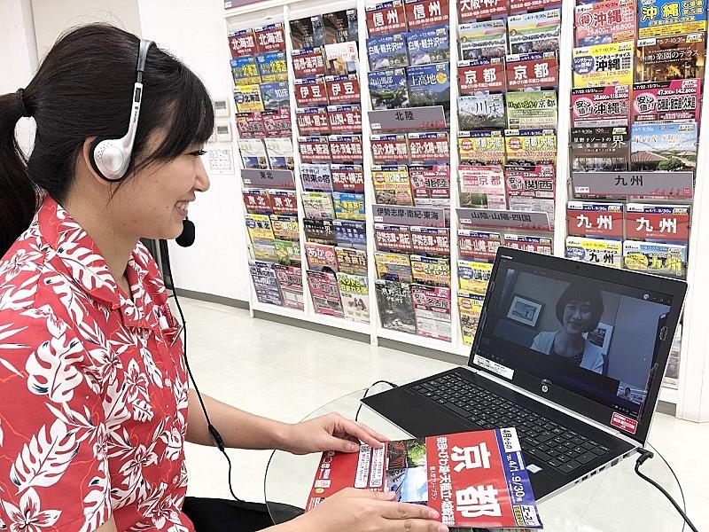 JTB、全国店舗で「オンライン旅行相談」開始、現場知る海外添乗員の同席も