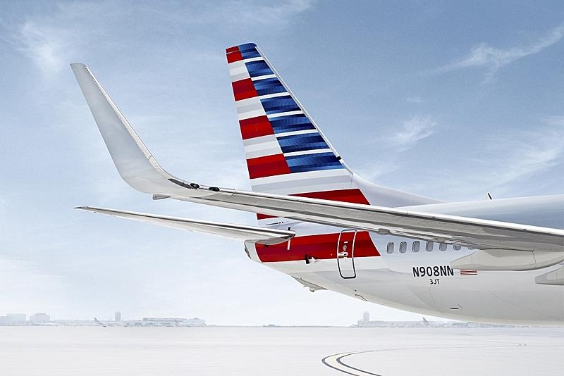 アメリカン航空、航空券の変更手数料免除の期間延長、今年12月31日までの航空券も対象に
