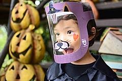 星野リゾート、新ノーマルのハロウィン実施、子ども限定のフェイスシールドの仮装など