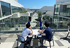 羽田イノベーションシティが本格稼働、アバター活用のスマートツーリズム実証、⾃律⾛⾏バスも定常運行