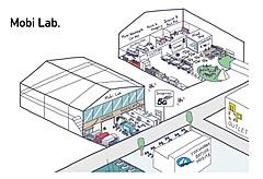 車中泊カーステイ、横浜市の大型倉庫を「モビリティ×5G」の拠点に、旅・仕事・暮らしを共創