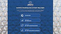 国連世界観光機関、観光の回復レベルを可視化するサイト開設、旅行者数・フライト予約・ホテル予約など