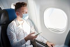 JALと理化学研究所、機内のマスク着用の効果を科学的に検証、スパコン「富岳」活用で