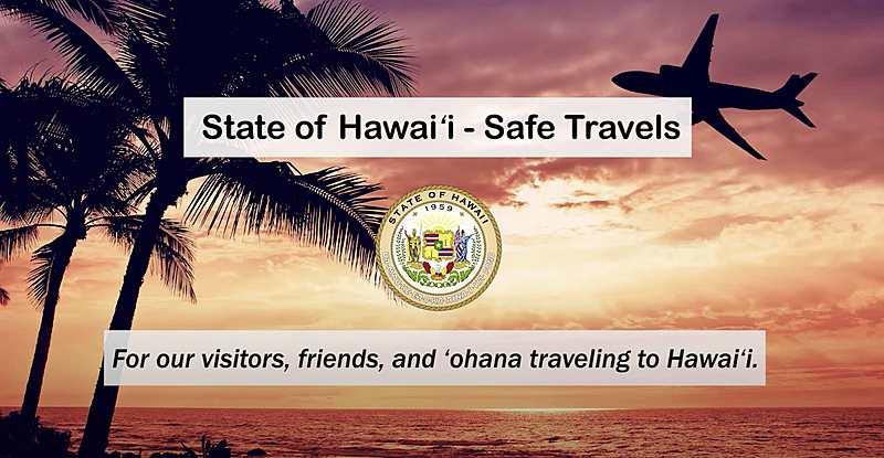 ハワイ州、旅行者に健康管理アプリのインストール義務化、入国時にQRコードの確認が必要に