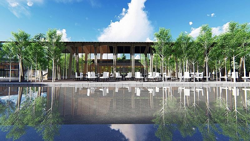 軽井沢に海外高級ブランドの新ホテル、インターコンチネンタルの「ホテルインディゴ」、2022年春開業へ