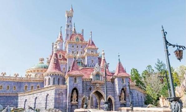 東京ディズニーランド、大規模開発エリア開業が9月28日に決定、「美女と野獣」エリアと「ベイマックス」アトラクション登場