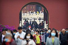 中国で国慶節の大型連休がスタート、国内旅行者は前年比減も6億人に、鉄道の利用予測は1億人超え