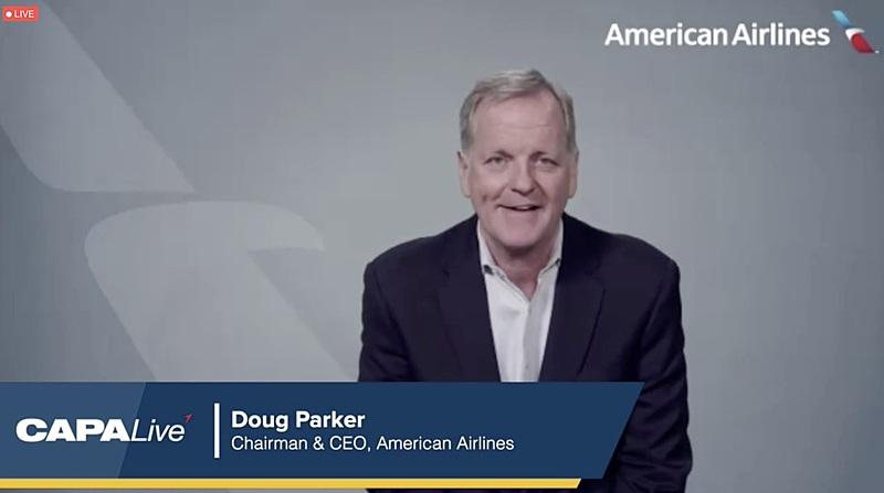 アメリカン航空CEOが語った、コロナ禍の現状から将来の見通しまで、出張の需要回復への見解も
