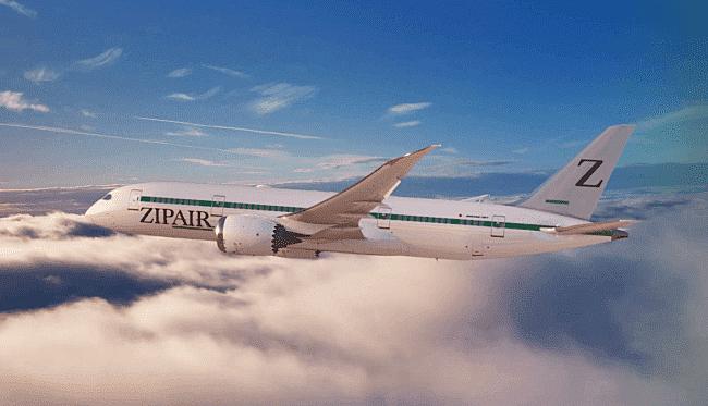 JAL子会社LCC「ZIPAIR(ジップエア)」、成田/仁川線とバンコク発成田行きの航空券販売を開始、韓国に8000円から