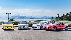 オープンカーで特別な旅体験、瀬戸内拠点の平成レンタカーが、ラインナップ車種拡充