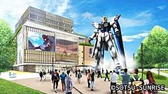 三井不動産、2021年春に「ららぽーと 上海金橋」開業、海外初の実物大ガンダムや日本食ゾーンも