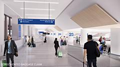 デルタ航空のロサンゼルス空港近代化プロジェクト、2028年ロス五輪に向け、当初計画より18ヶ月早く完成へ