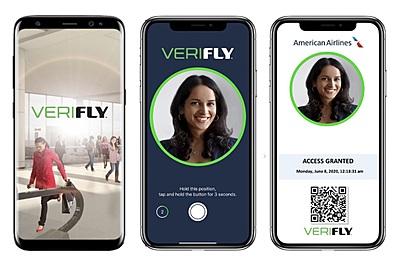 アメリカン航空、健康管理アプリの利用地域を中南米4カ国に拡大、飛行前検査の受診も可能に