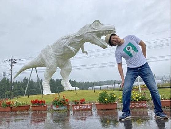 福井県、「恐竜王国」で観光客の誘客へ、2023年北陸新幹線延伸を見すえて