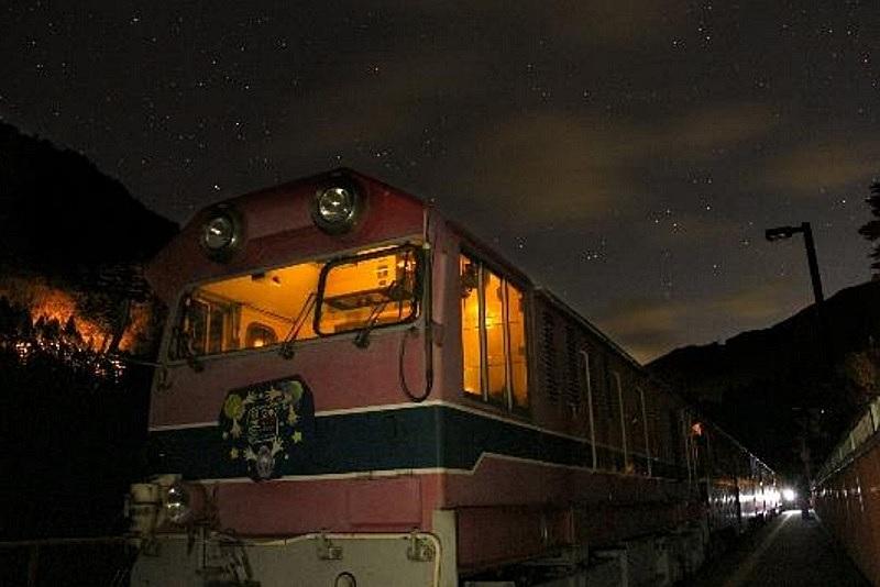 大井川鐡道、今冬の「星空列車」は新型コロナ対策で完全予約制、湖上駅で星空観測する特別列車