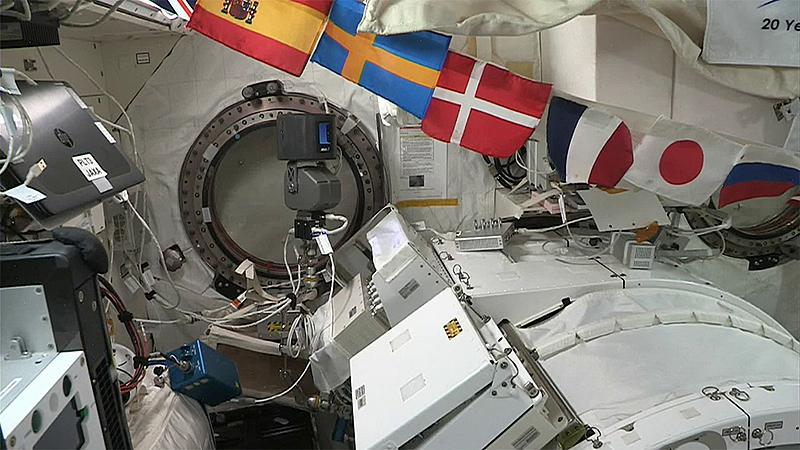 アバター実証を一般公開、国際宇宙ステーションでの操作やJAXA施設の遠隔見学などで