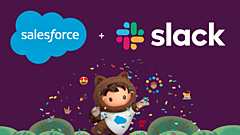 セールスフォース、ビジネスチャット「slack(スラック)」を買収、SaaS型サービスを強化