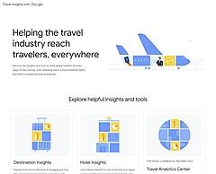 グーグル、アジア太平洋の観光市場動向サイトを立ち上げ、3つのツールでリカバリー計画策定をサポート
