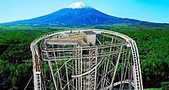 富士急ハイランド、絶景の新名所「FUJIYAMAタワー」を夏開業、高さ55メートルの展望台にスカイウォークも