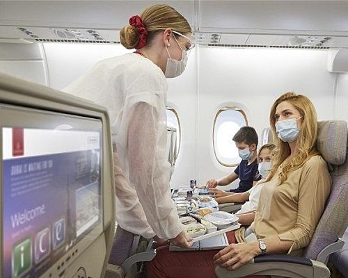 エミレーツ航空、無料コロナ保険で補償を大幅拡大、コードシェア便にも適用