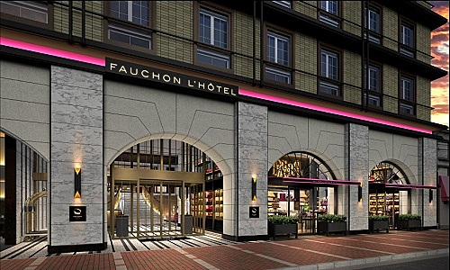仏高級ブランド「フォション」のホテルが京都に開業へ、パリに続いて2軒目、2021年3月16日に全59室で
